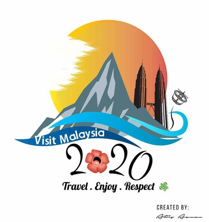 Tourism Malaysia: Malaysians Redesigned The Visit Malaysia 2020 Logo And TBH