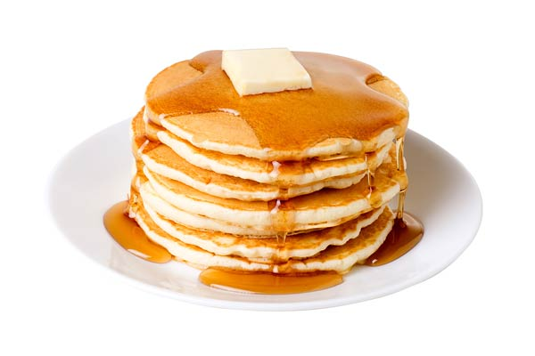 14. How to get perfect circles when making pancakes