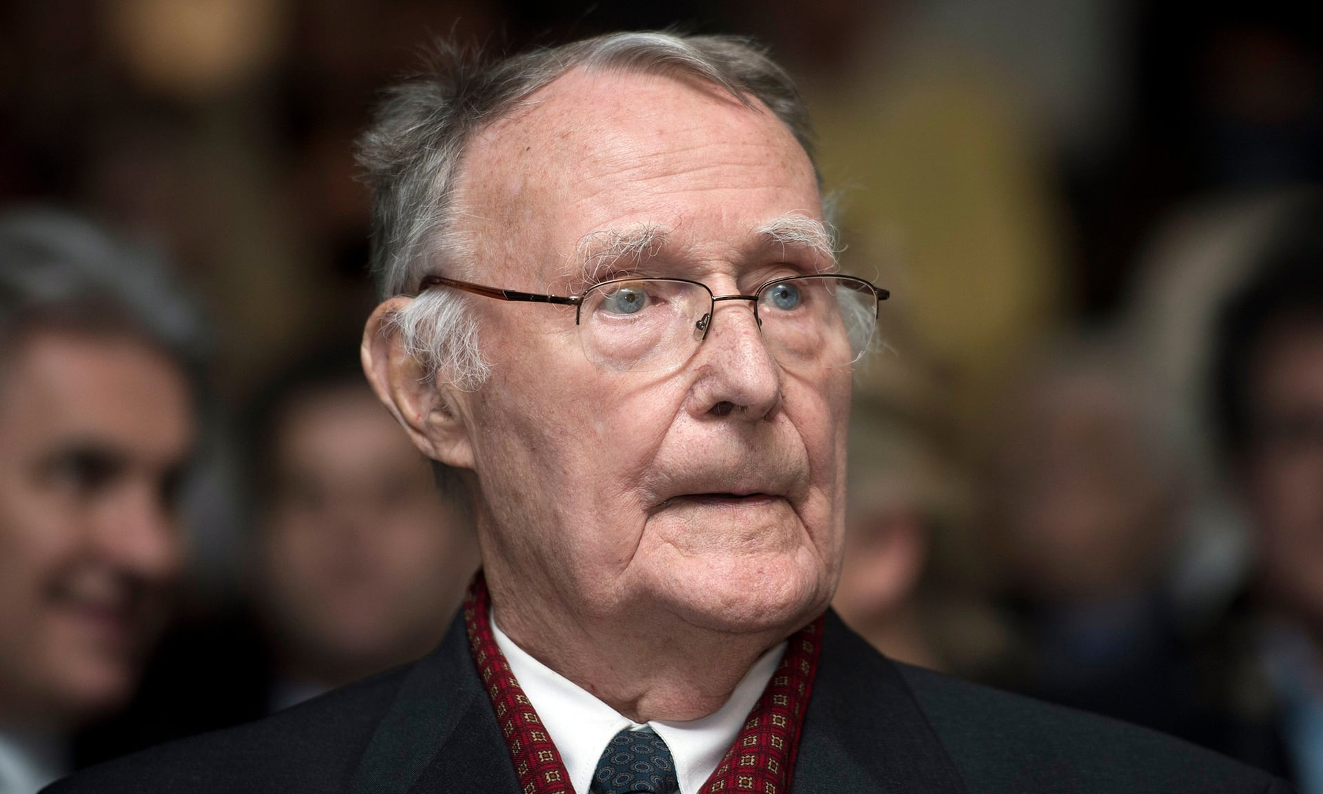 Ingvar Kamprad, pictured in 2012.