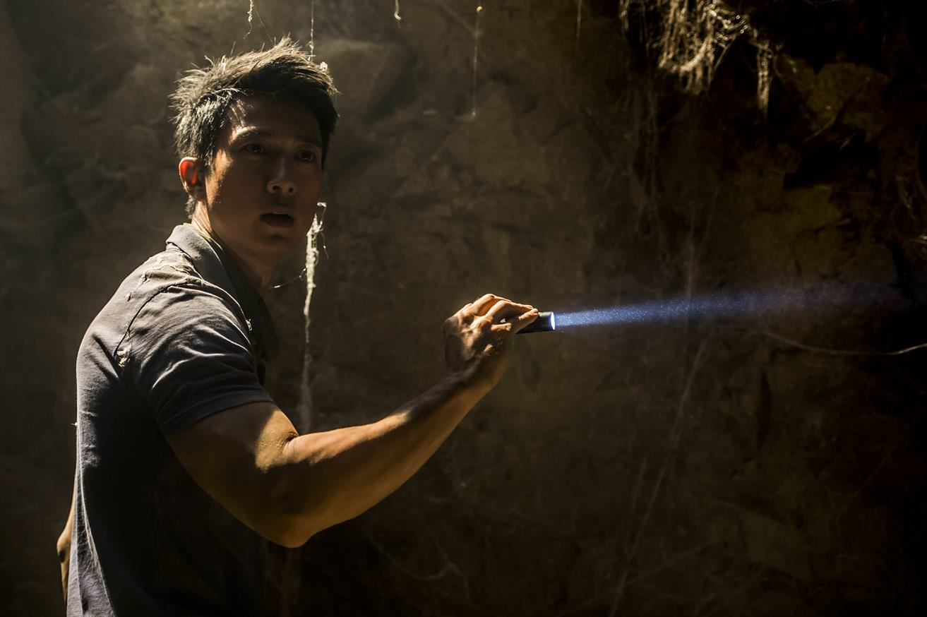 Wu Chun in 'Guardians of the Tomb'.