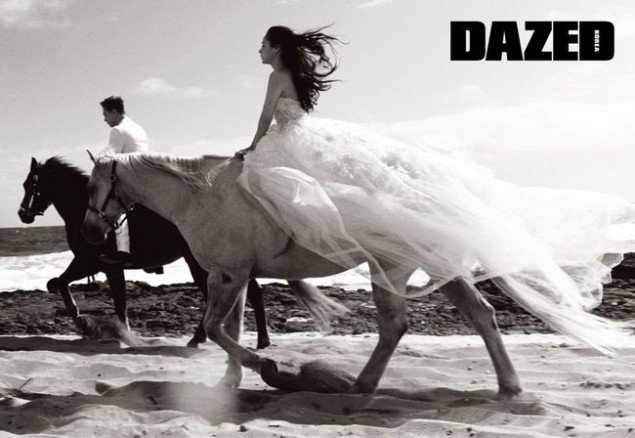 Image from DAZED