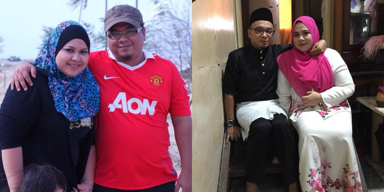 Sebelum dan selepas