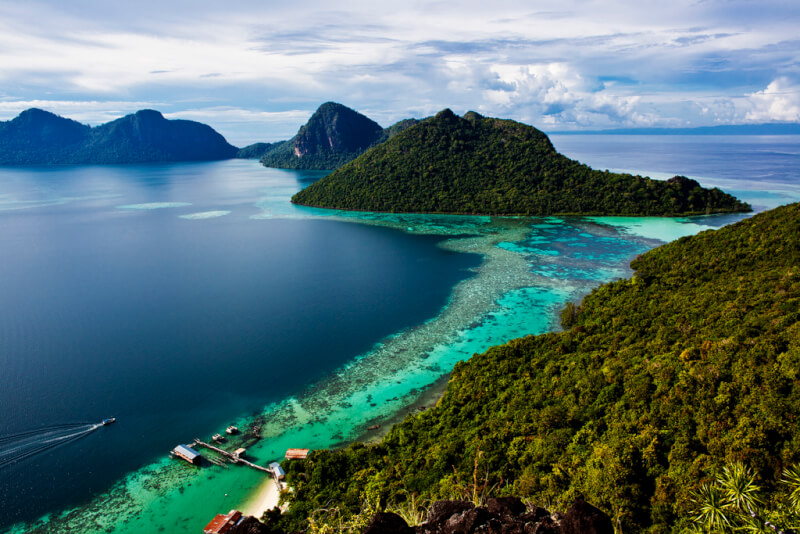 Image from Sabah Booking