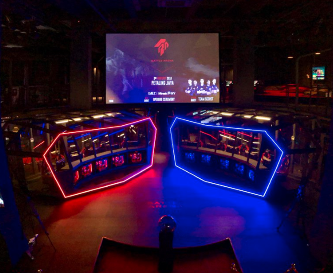 Image from Battle Arena Malaysia