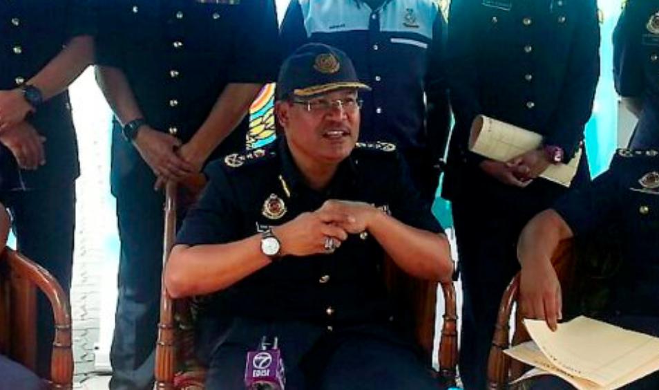 JPJ Deputy D-G Datuk Wan Ahmad Uzir Wan Sulaiman.