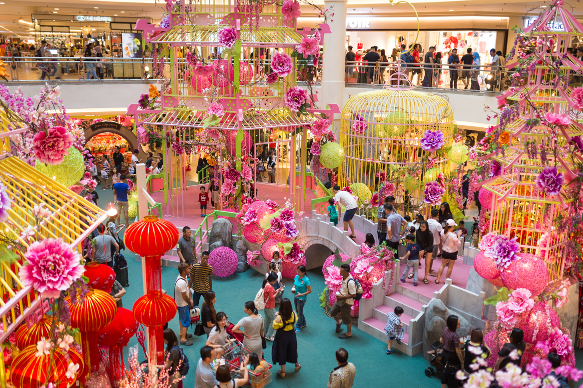 Here's How 17 Shopping Malls In Malaysia Have Decorated ...