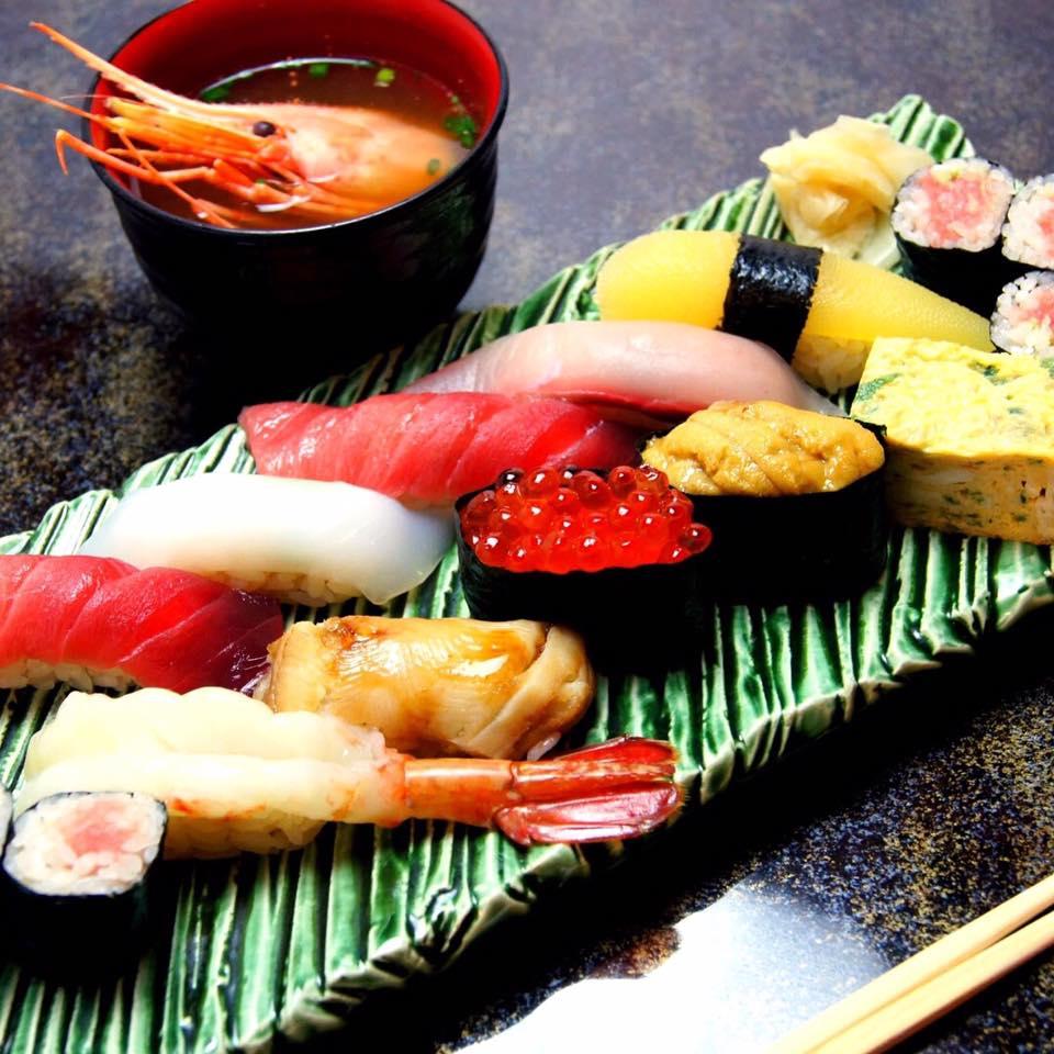 Image from Asakusa Sushi-Ken