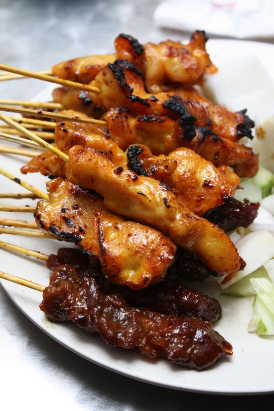Image from Maharaja Satay