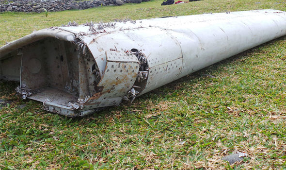 Debris from Reunion Island part of missing MH370.