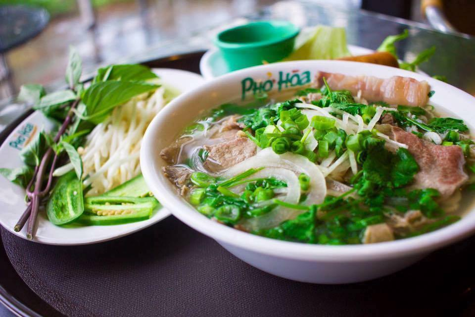 Image from Pho Hoa Noodle Soup