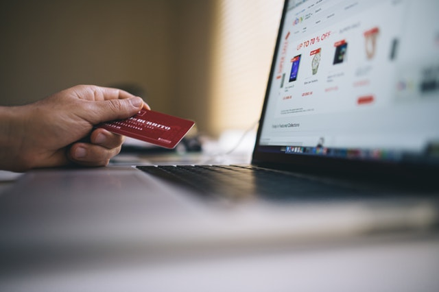 Online shopping + credit cards = …?