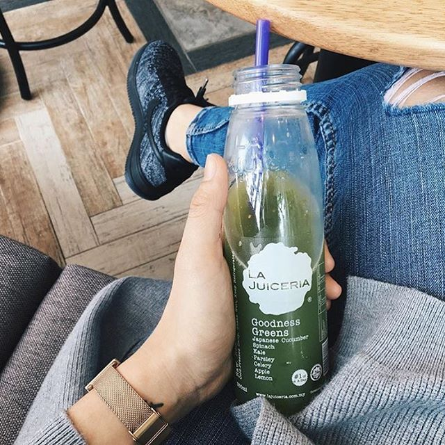 Image from La Juiceria Superfoods & Cold-Pressed Juices / Instagram