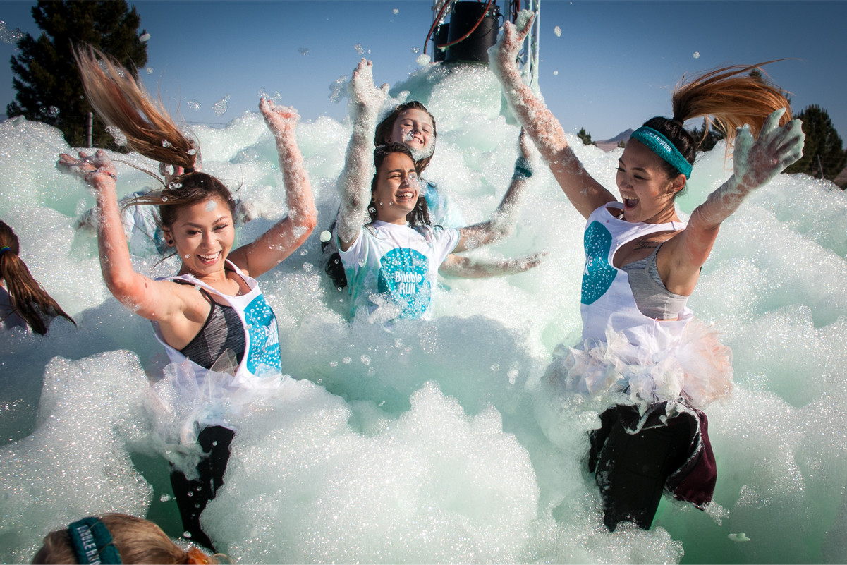You have to join the bubble bridge run 2018 cause its going to be b7b3 altavistaventures Images