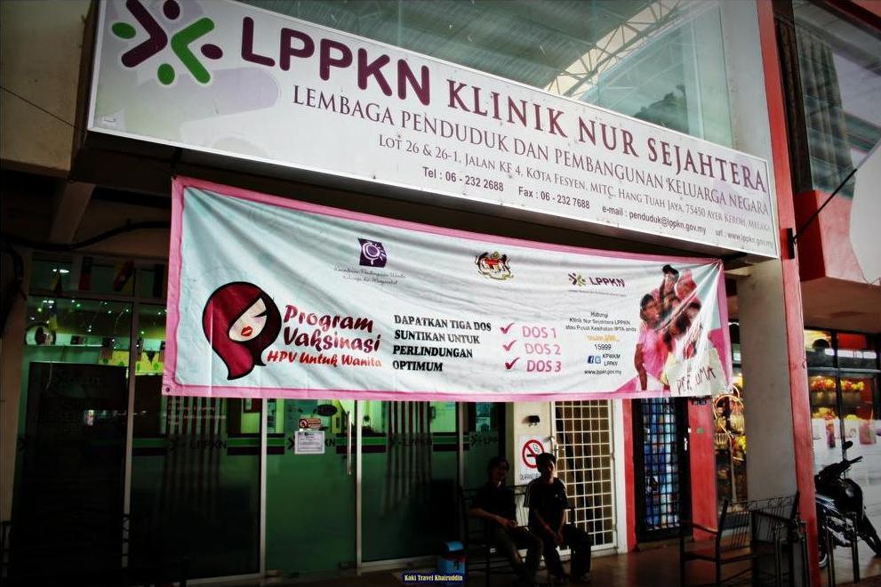 Image from Kaki Travel Khairuddin