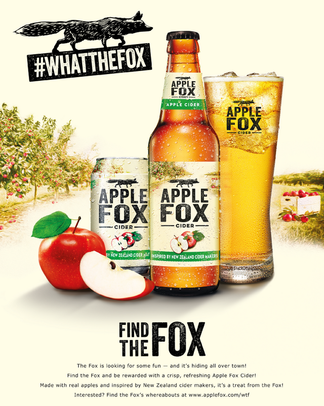 Image from Apple Fox