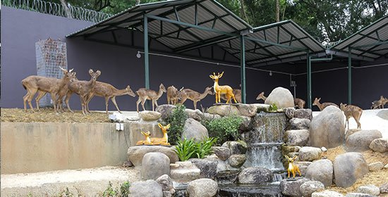 There 39 s a new recreational park in kl and malaysians can for Open table 99 park