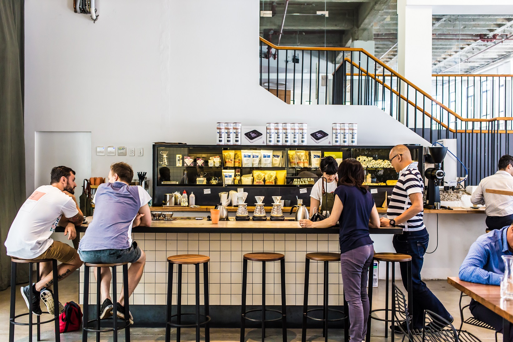 Paramount Coffee Project