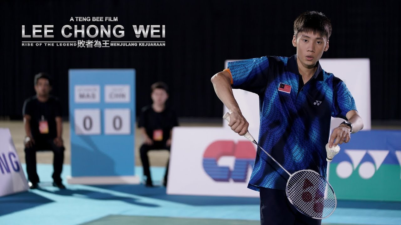 Essay About Lee Chong Wei