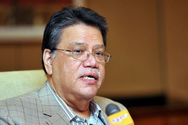 Malaysian ambassador to Indonesia Zahrain Mohamed Hashim.
