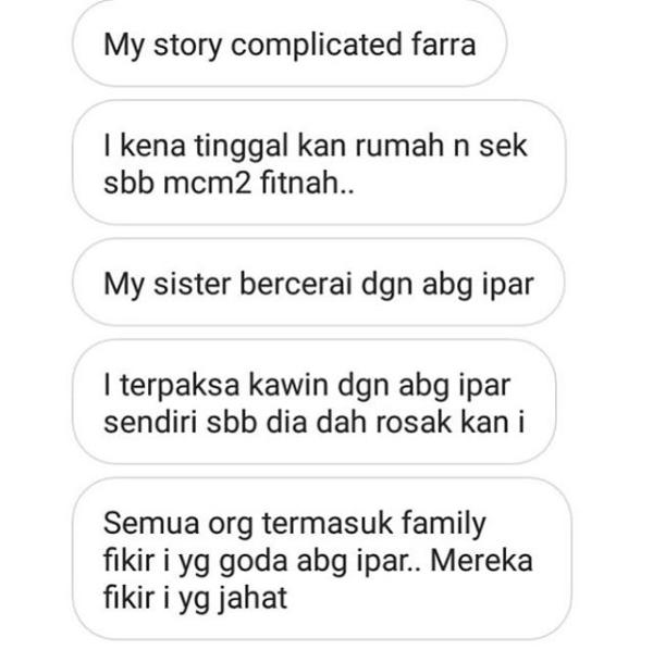 Image from Instagram @farrahadeeba