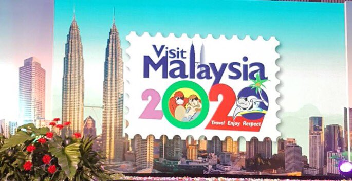 Image from @TourismMalaysia