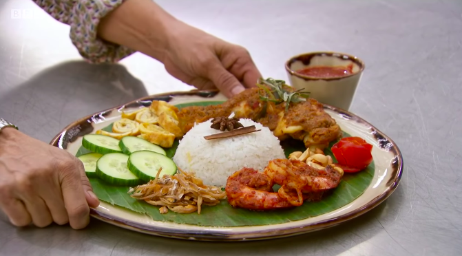 how to cook chicken rendang malaysian style