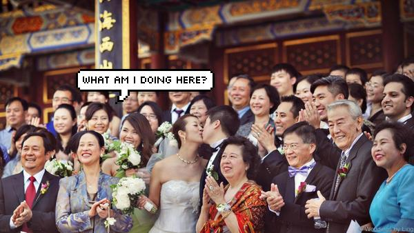 Image from Weddings by Ling