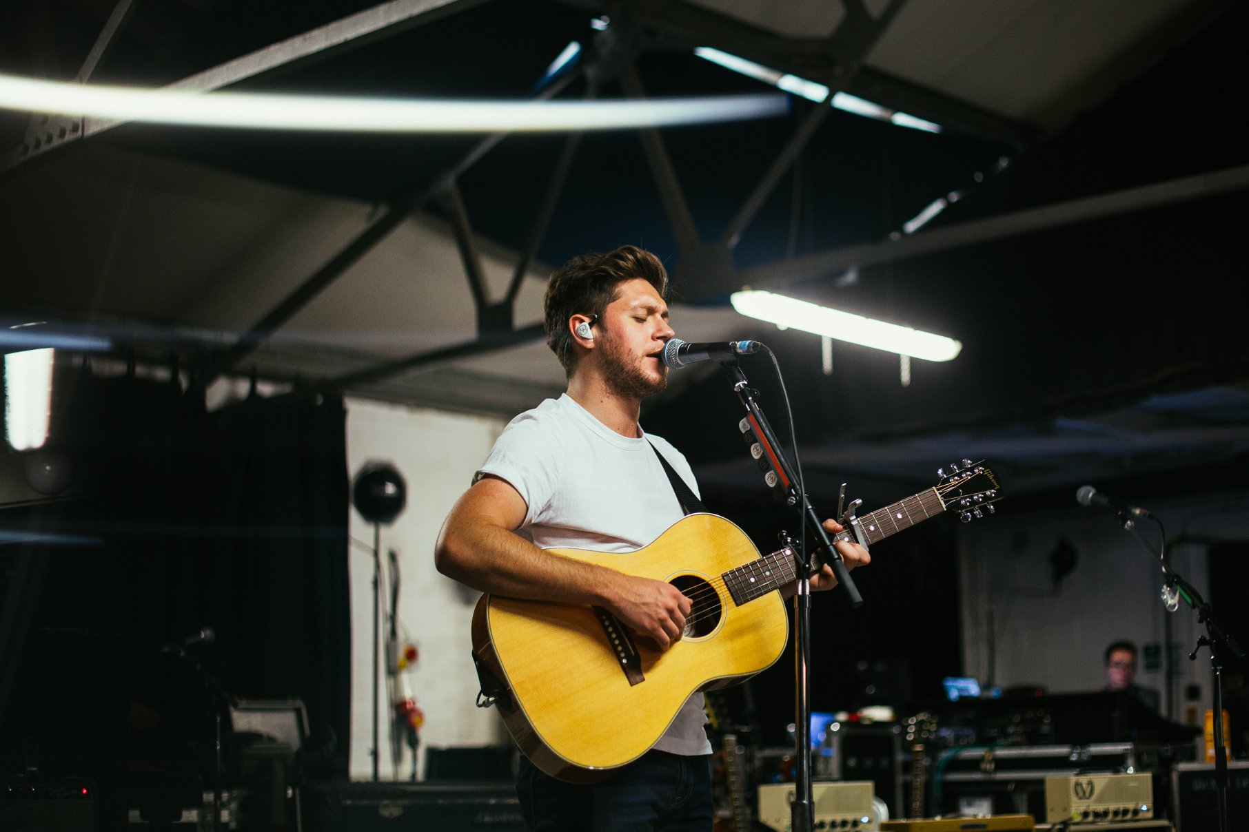 Image from Niall Horan Facebook