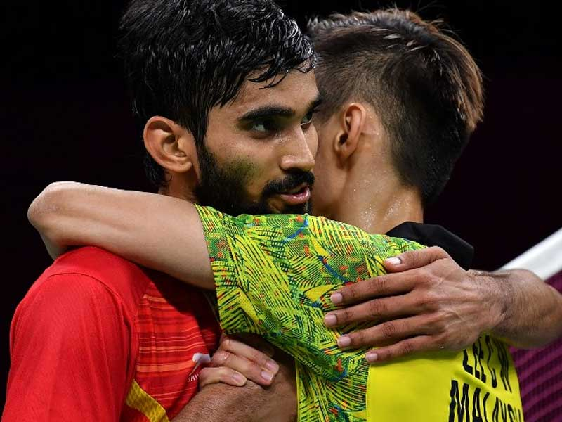 Chong Wei To Do Battle With Srikanth In Final