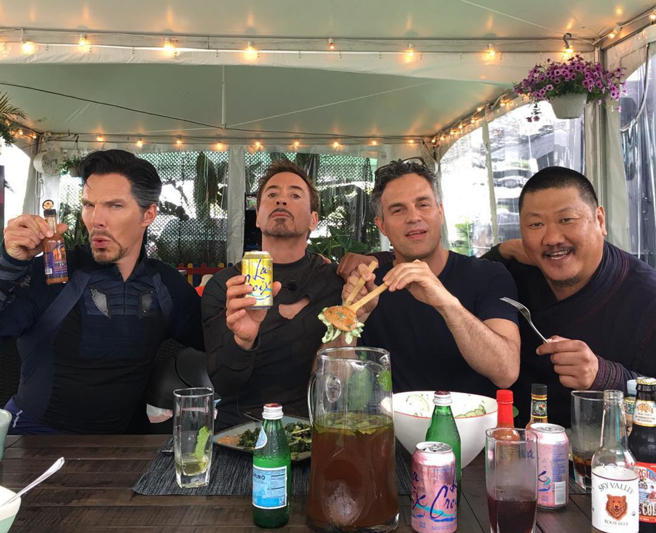 The 'Avengers' Cast Share Embarrassing On-Set Stories And