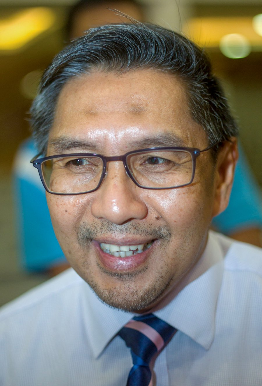 Azharuddin A. Rahman, chairman of the Civil Aviation Authority of Malaysia.