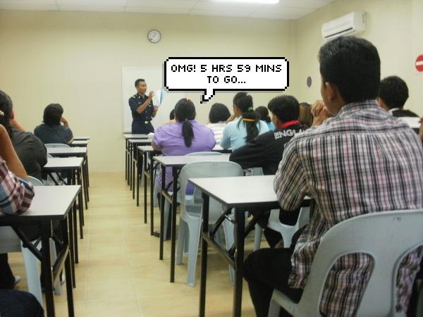 Image from Institut Memandu Kota Gading edited by SAYS