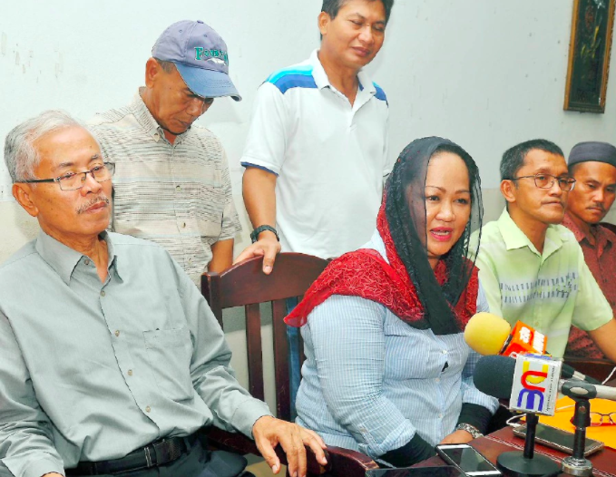 Usno Baru members who failed to become GE14 candidates demanded the party's top leadership to be held accountable.