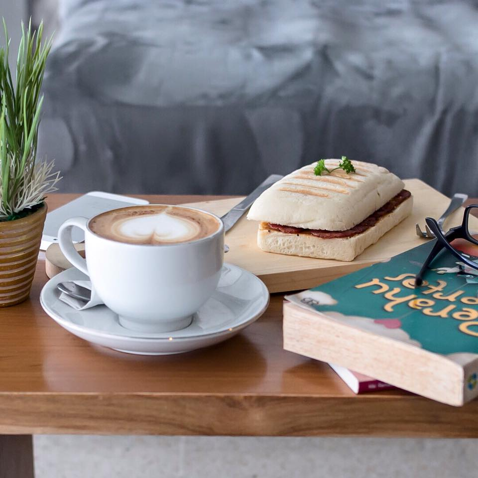 Image from Blanco Coffee & Books