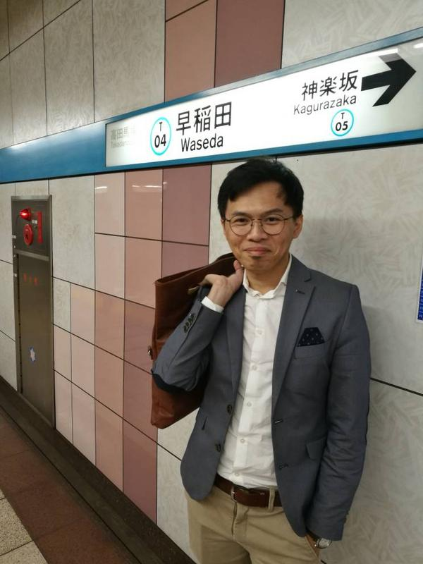 Kok Hin, from Penang, said he applied for postal voting as soon as he obtained his permanent address in Japan