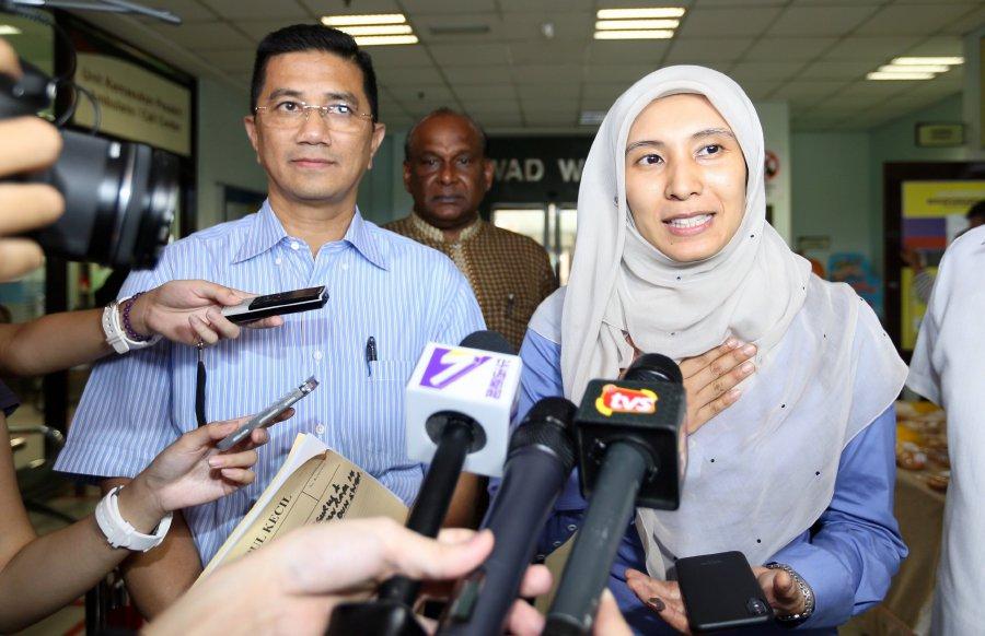 Image via Mohamad Shahril Badri Saali  New Straits Times