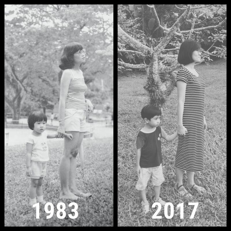 From one generation to another, parents never fail to embarrass their kids – but you have to admit, these photos are adorable and come from a place of love.