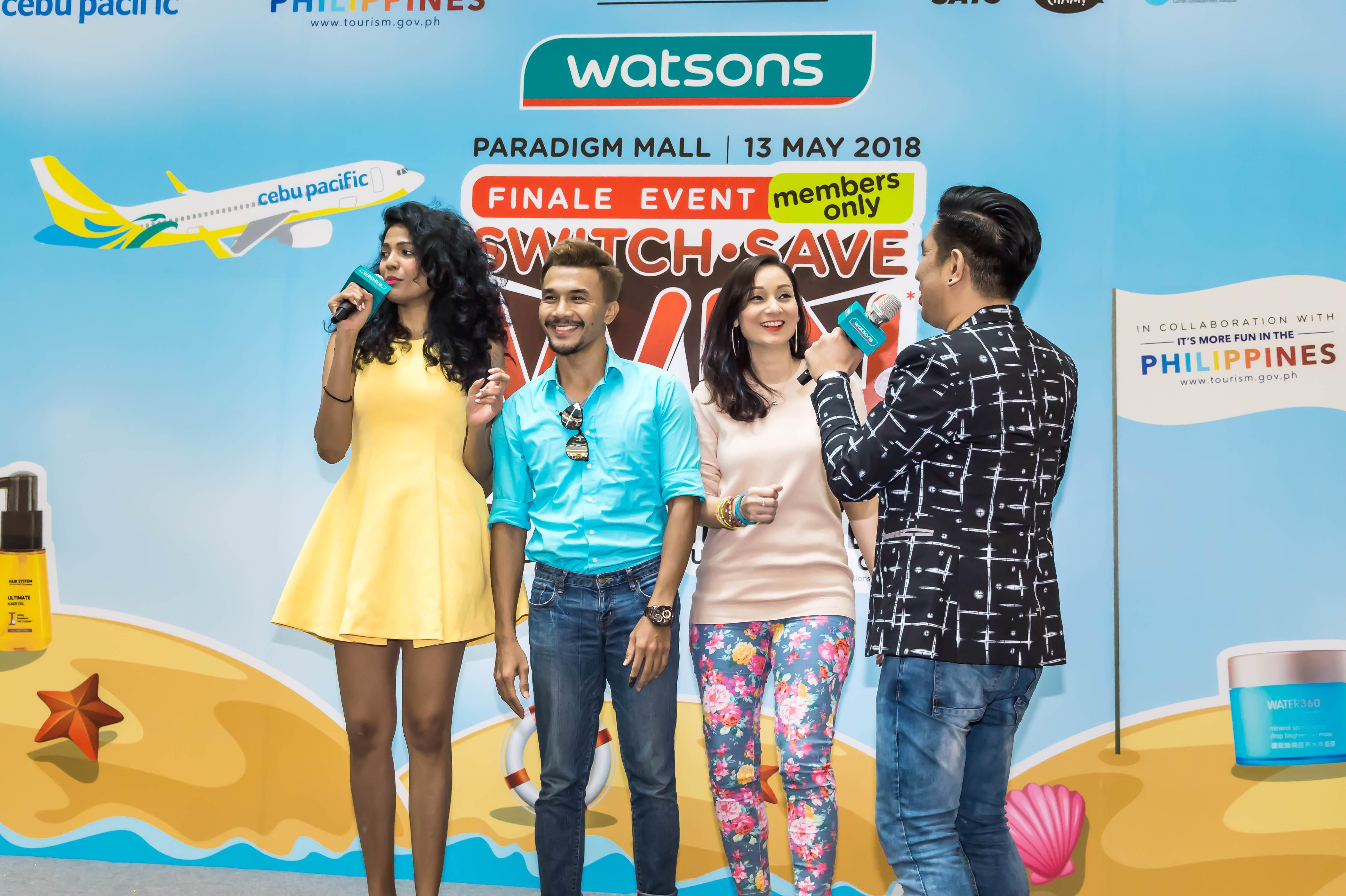 Image from Watsons Malaysia