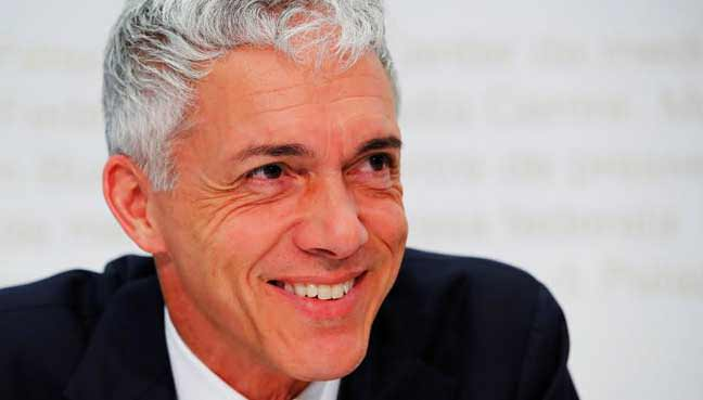 Swiss Attorney-General Michael Lauber