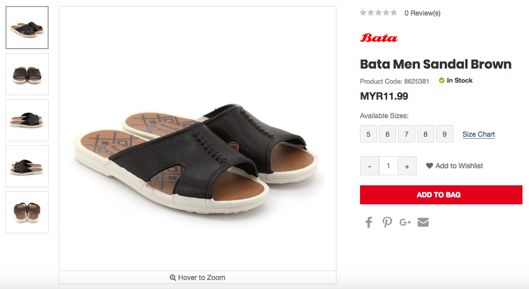 Image from Bata