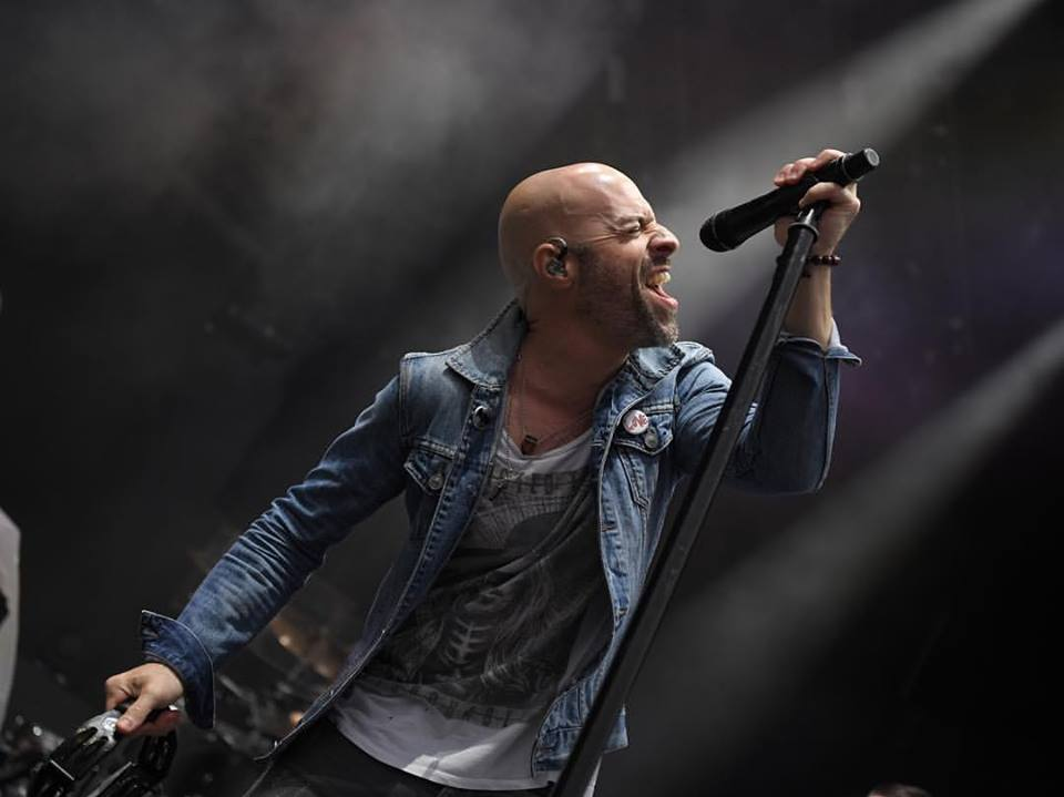 Image from Daughtry Facebook
