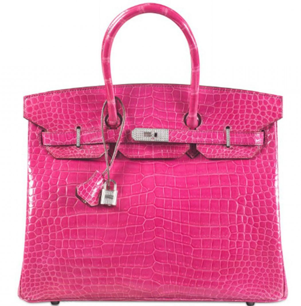 These Are The 8 Most Expensive Hermes Birkin Handbags In The World e23dd9797c9f6