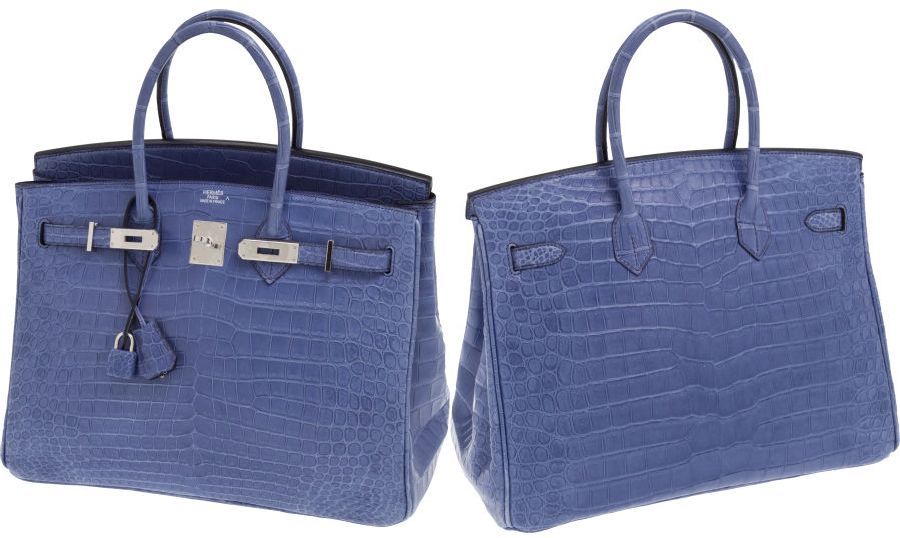 These Are The 8 Most Expensive Hermes Birkin Handbags In The World 478edda755