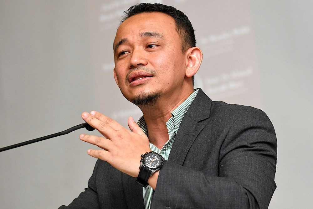 A file photo of Dr Maszlee Malik.