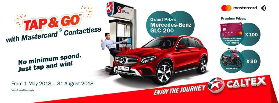Image from Caltex Malaysia (Facebook)