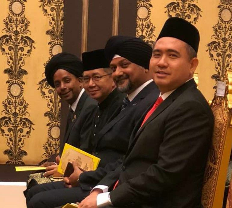 Image from Hannah Yeoh/Facebook
