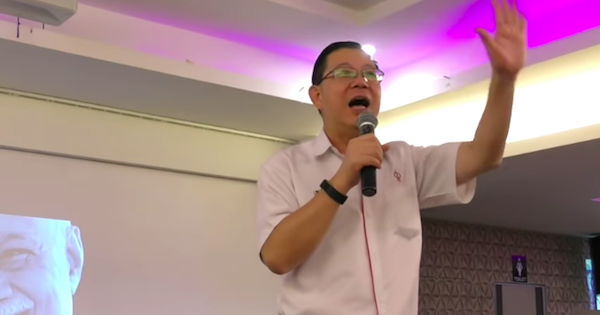 Guan Eng was speaking at an Air Putih DAP thanksgiving event yesterday, 27 May.