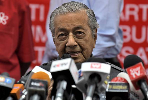 Malaysia PM Mahathir Mohamad to drop high-speed rail project with Singapore