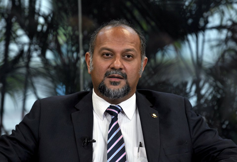 Communications and Multimedia Minister Gobind Singh Deo