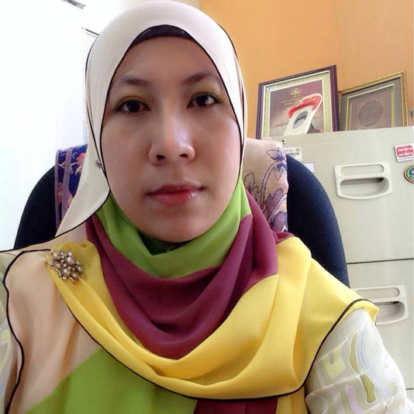 JAWI senior officer Siti Nor Jihan Saleh
